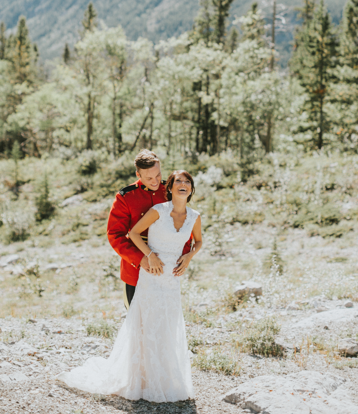 Elopement wedding pricing banff