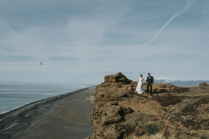 Elopement Wedding Photographers Iceland