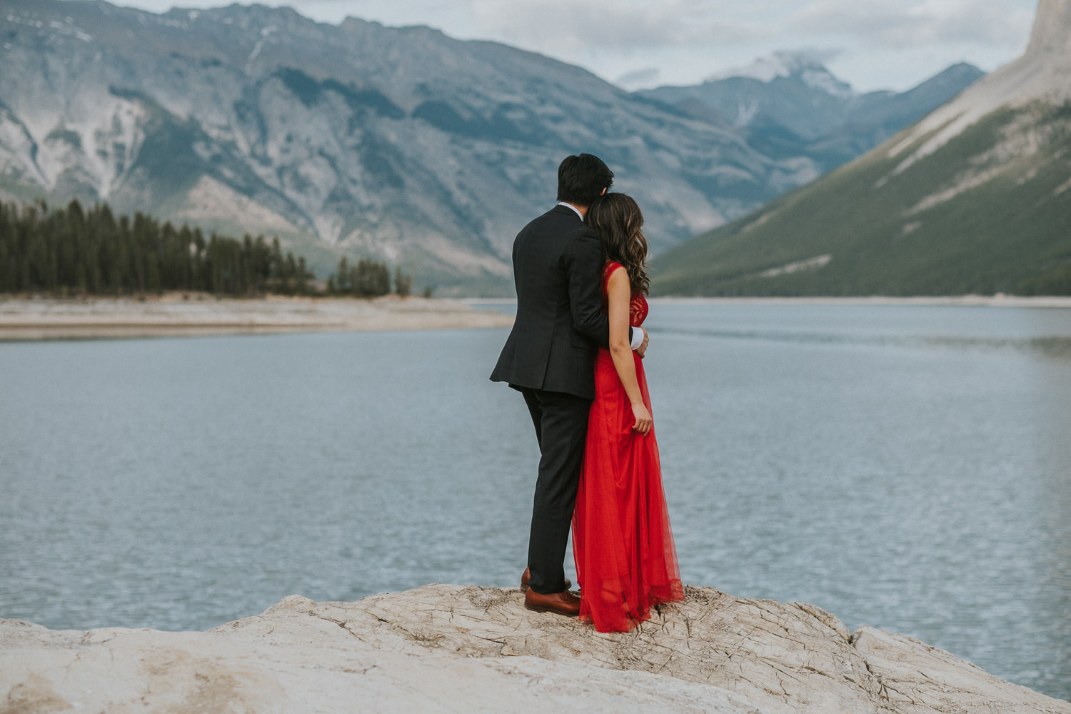 Elopement Wedding Photographers Banff-13