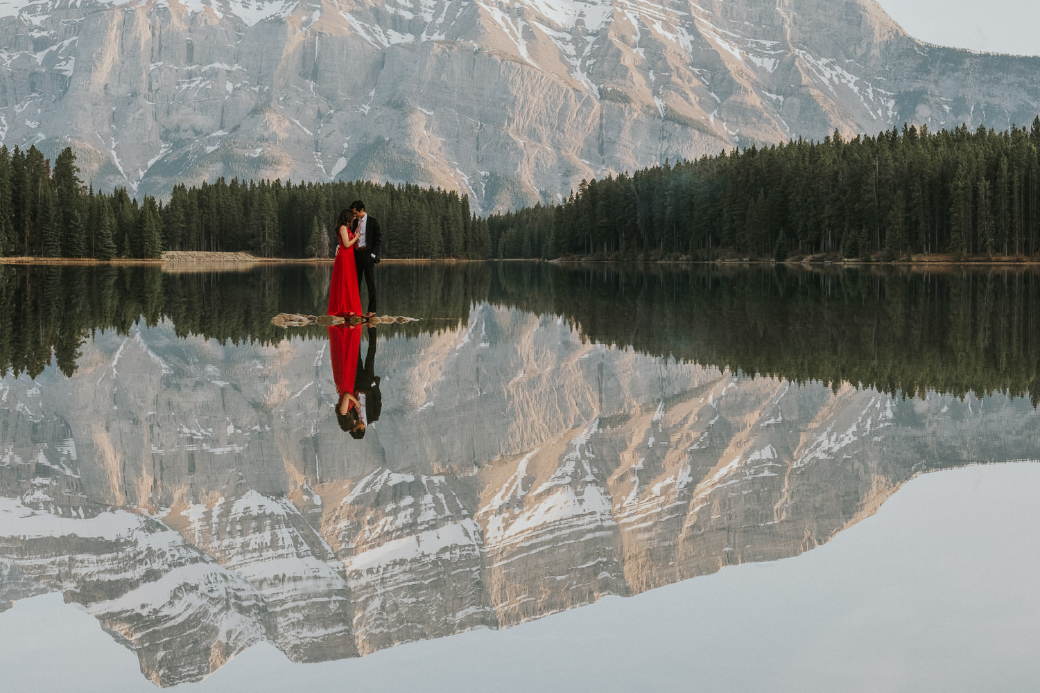 Elopement Wedding Banff