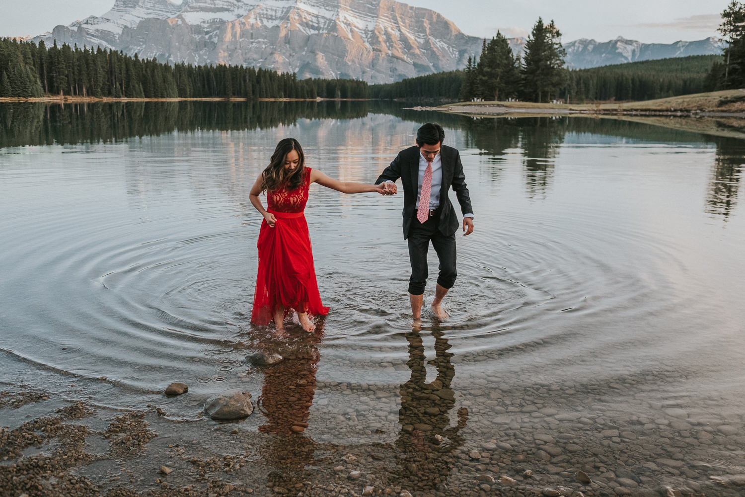 Elopement Wedding Photographers Banff-60