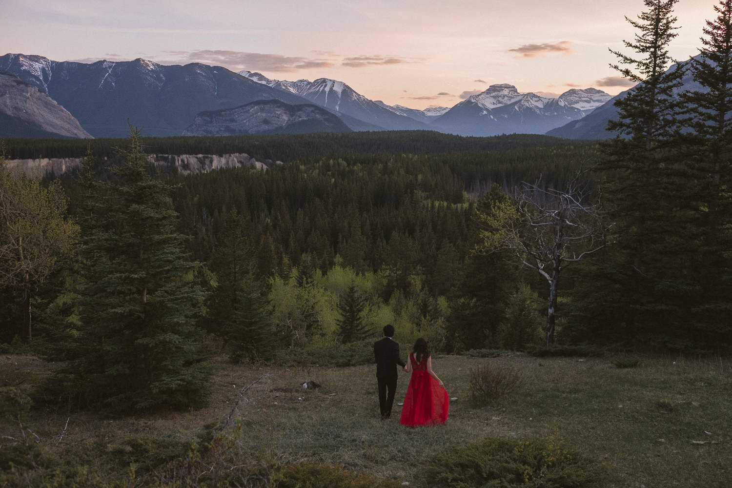 Elopement Wedding Photographers Banff-62