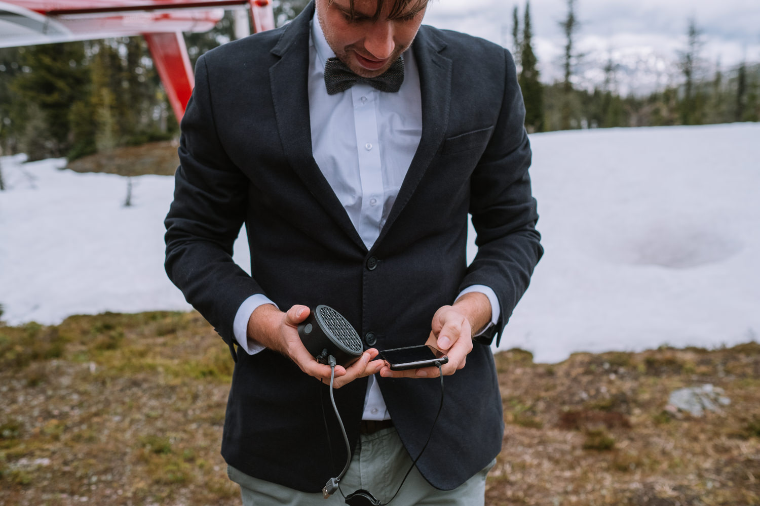 Banff Wedding Photographer Helicopter Wedding Marvel Pass-10008