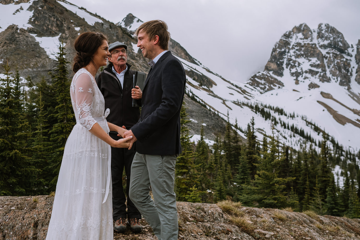 Banff Wedding Photographer Helicopter Wedding Marvel Pass-10030