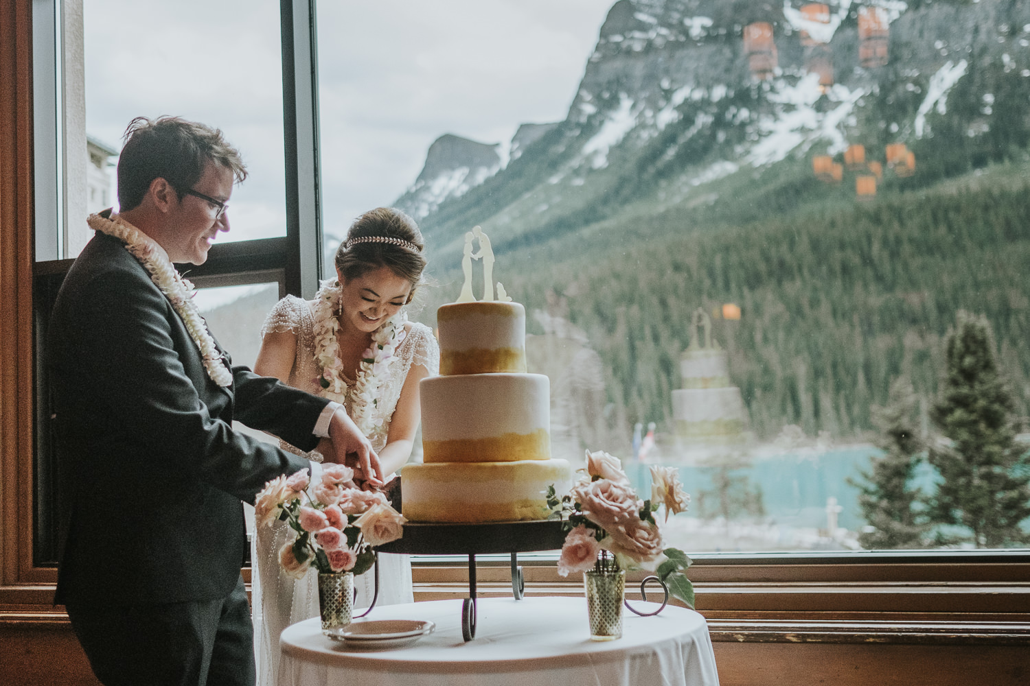 Fairmont Lake Louise Wedding Photography_-29
