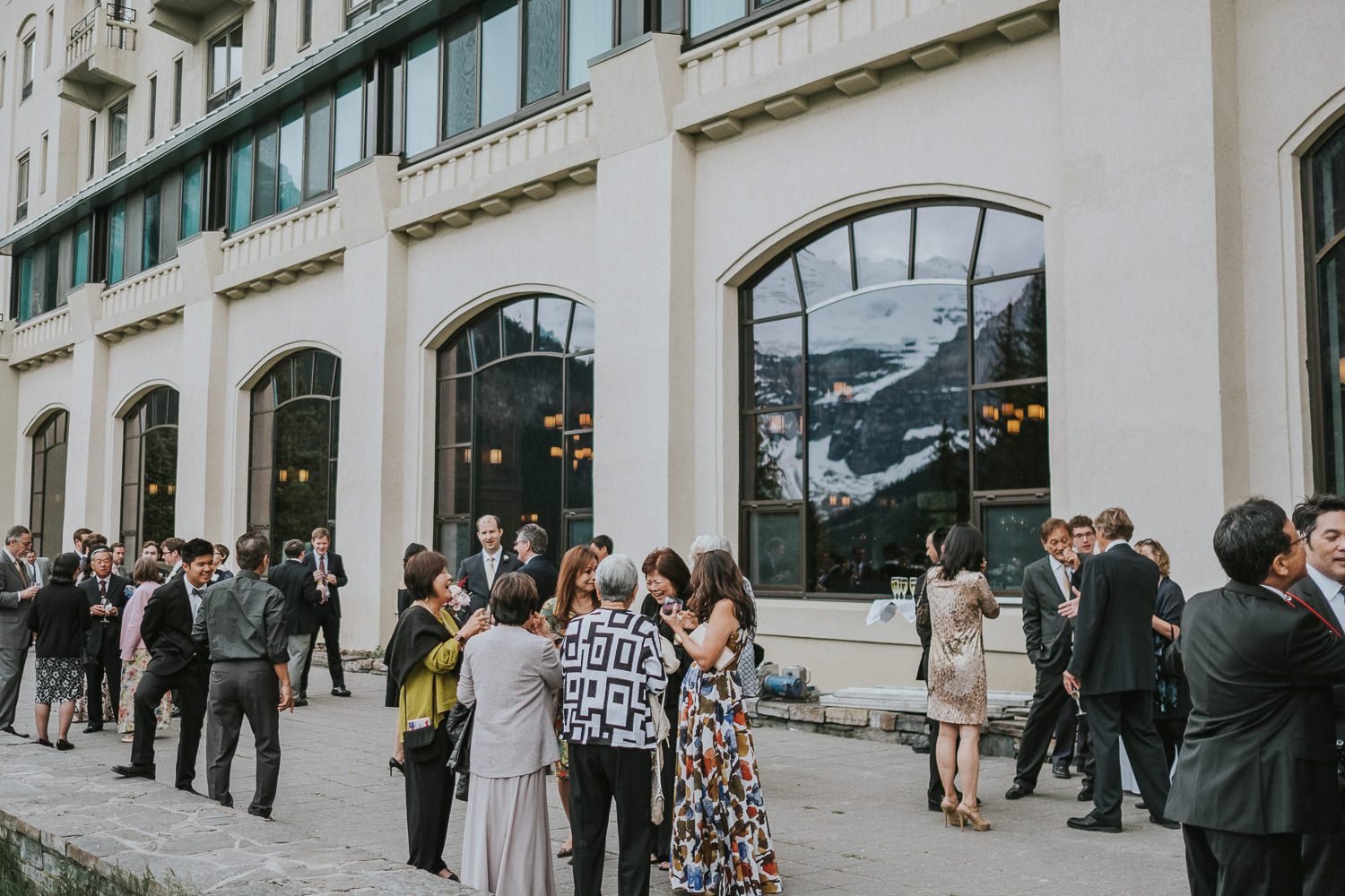 Fairmont Lake Louise Wedding_-2
