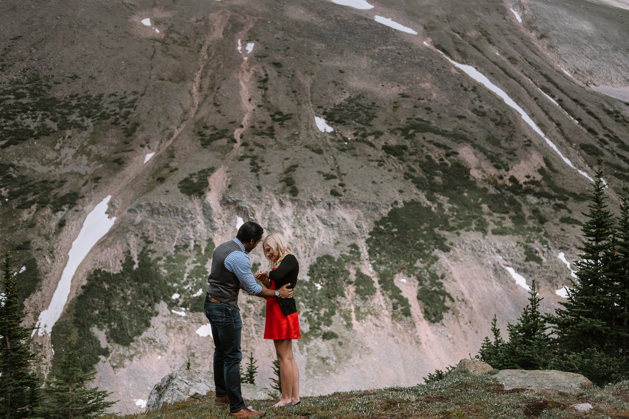 Banff Engagement Session Helicopter Proposal-10010