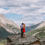 Banff Engagement Session, Banff Wedding Photographers