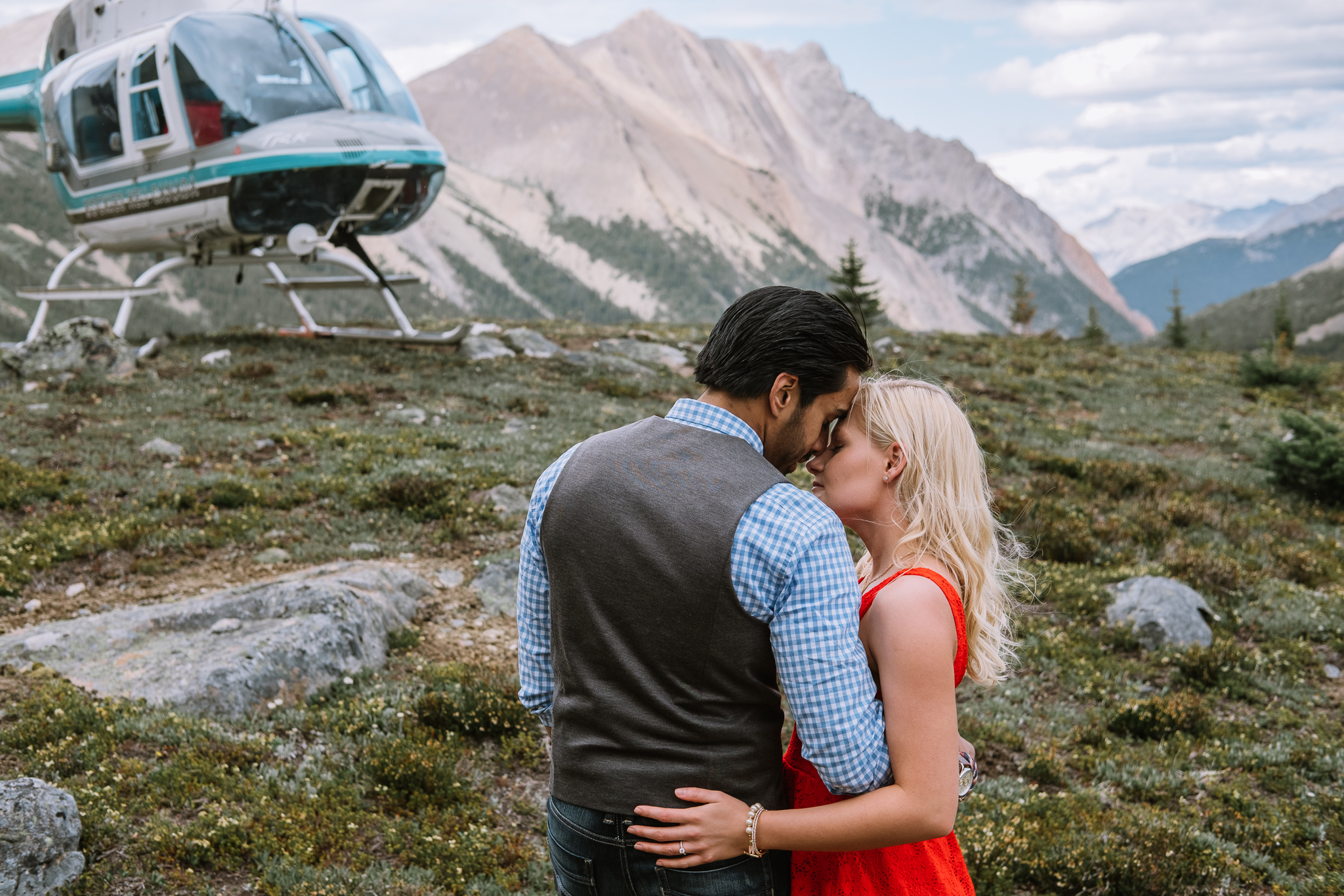 Banff Engagement Session Helicopter Proposal-10036