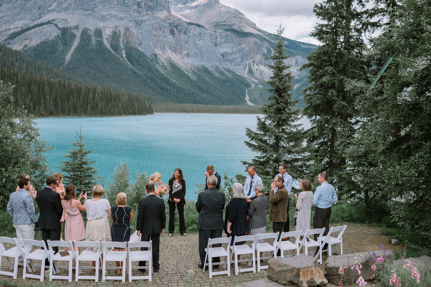 Emerald Lake Lodge Wedding Photography-10018