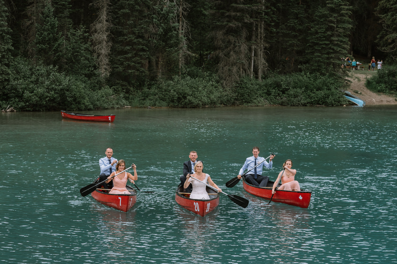 Emerald Lake Lodge Wedding Photography-10035