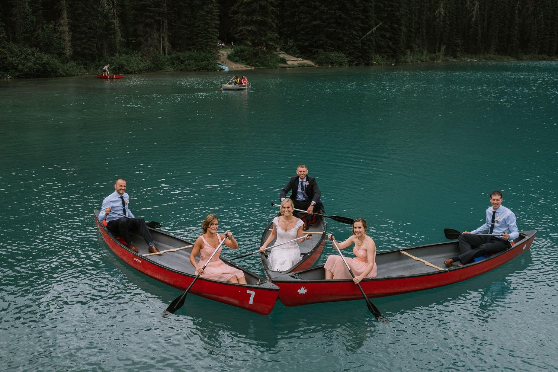 Emerald Lake Lodge Wedding Photography-10038
