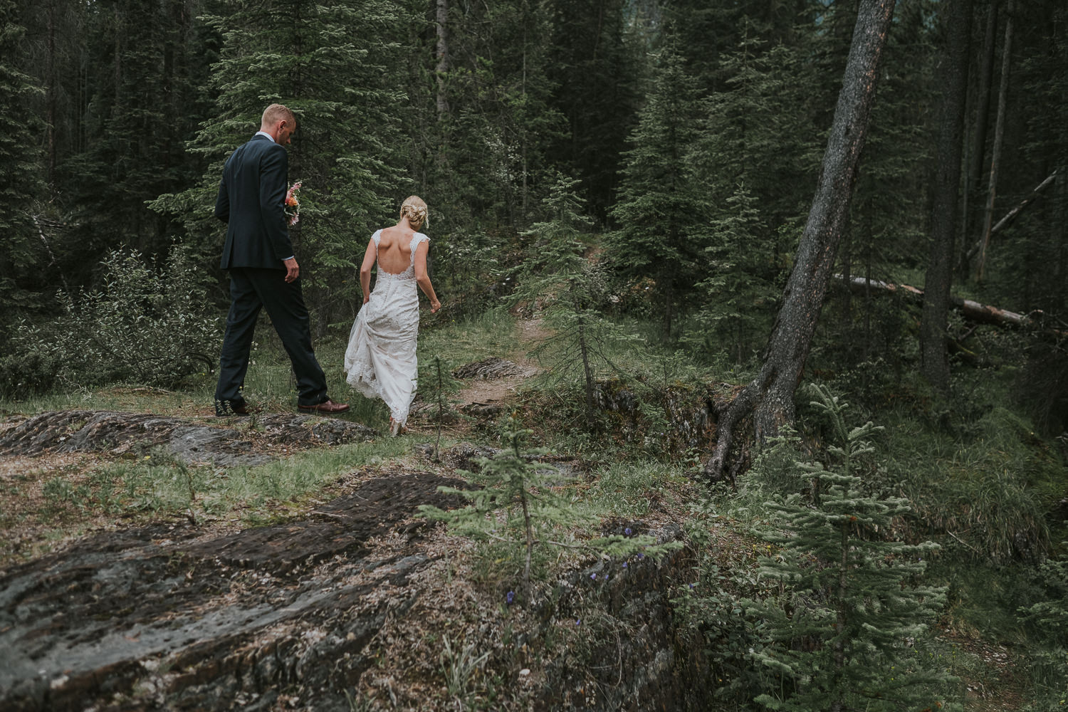 Emerald Lake Lodge Wedding Photography-10053