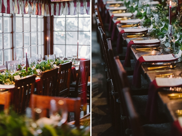 Wedding Venue Seating Ideas