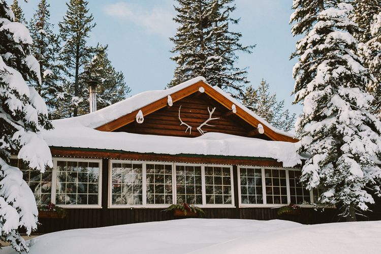 Wedding Venues in Banff - Storm Mountain Lodge