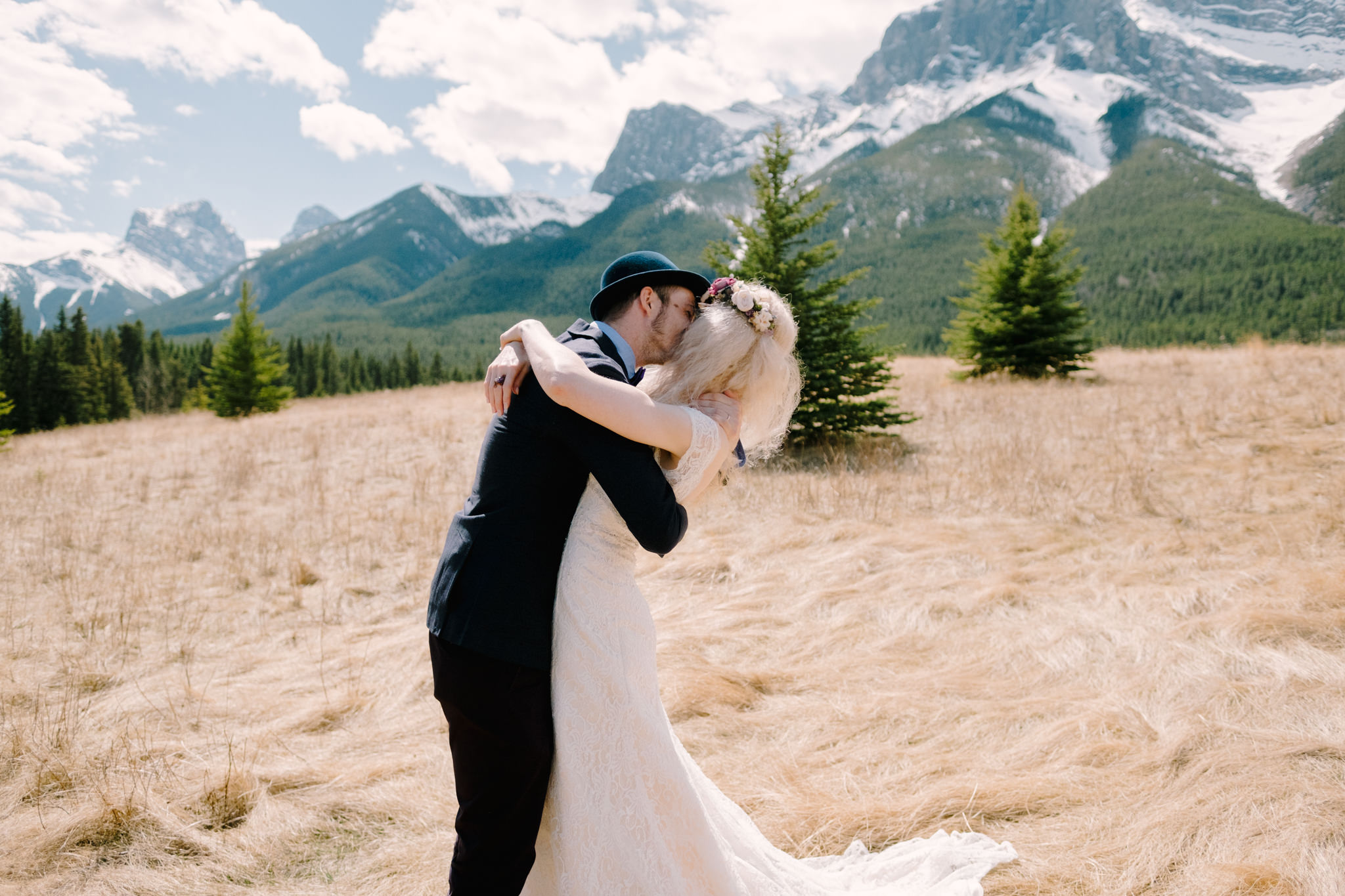 elopement in canmore