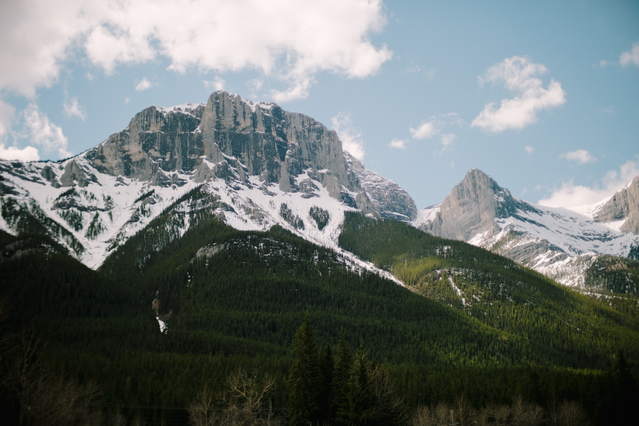 mountain wedding in Canmore