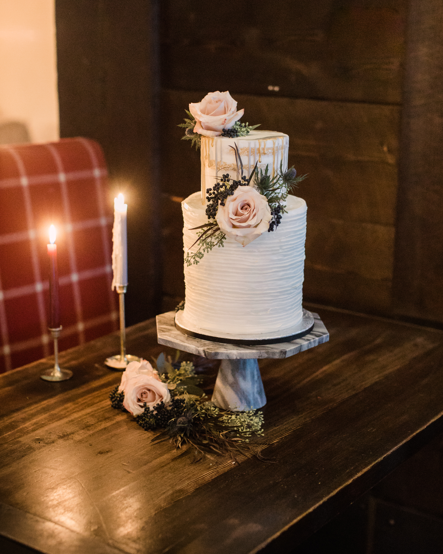 Wedding Cakes in Banff